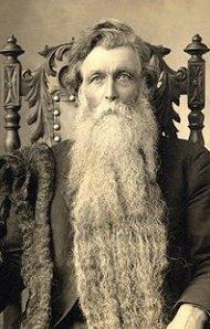king beard norway