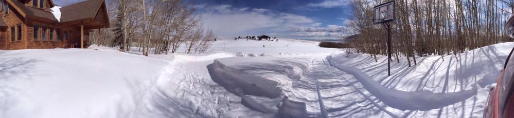 Serious Centennial Snow (2/2)